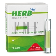 VICAN Herb Micro Filter - 12 Τεμ.