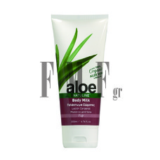 BODYFARM Aloe Body Milk Fig - 200 ml.