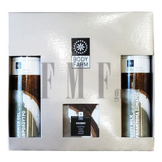 "BODYFARM ""Gift Set 1"" Coconut - 750 gr."