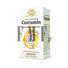 SOLGAR Full Spectrum Curcumin - 30 Softgels.