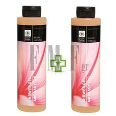 BODYFARM Shower Gel Ιβίσκος 1+1 ΔΩΡΟ - 2x250 ml.