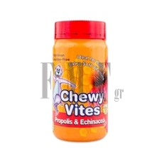 VICAN Chewy Vites Propolis & Echinacea - 60 Τεμ.