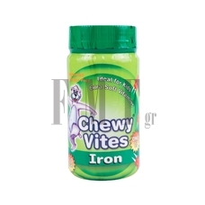 VICAN Chewy Vites Iron - 60 Τεμ.