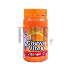 VICAN Chewy Vites Vitamin C - 60 Τεμ.