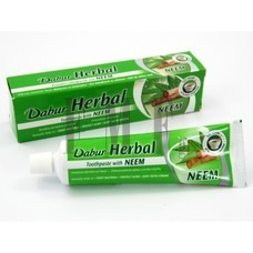 SAMCOS Dabur Herbal Neem Οδοντόκρεμα - 100 ml.