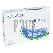 NATURACTIVE Seriane Night- 30 Caps.