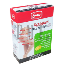 LANES Kcaligram Day & Night - 60 Tabs