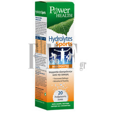 POWER HEALTH Hydrolytes Sports - 20 Tabs.