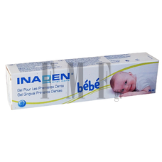 INADEN Bebe Teething Gel - 30 ml.