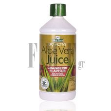 OPTIMA Aloe Vera Juice with Cranberry - 1 Lt.