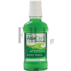 OPTIMA AloeDent Aloe Vera Mouthwash - 250ml