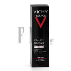 VICHY HOMME Idealizer Hydratant Multi-Action Frequent Rasage  - 50ml
