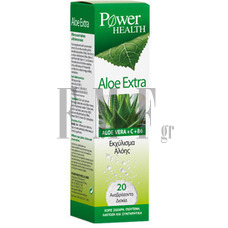 POWER HEALTH Aloe Extra - 20 Tabs.