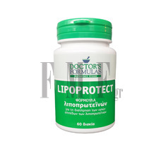 DOCTOR'S FORMULAS Lipoprotect - 60 Tabs.