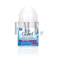 OPTIMA Ice Guard Natural Crystal Deodorant with Lavender - 50 ml.