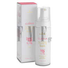 CLERIA Face Cleansing & Demake-up Foam - 150 ml.