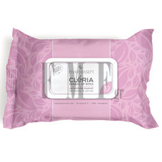 CLERIA Ηypoallergenic Demakeup Wipes - 30 Τεμ.