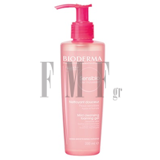 BIODERMA Sensibio Gel Moussant - 200 ml.