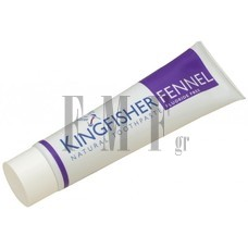 KINGFISHER FENNEL Natural Toothpaste - 100 ml.