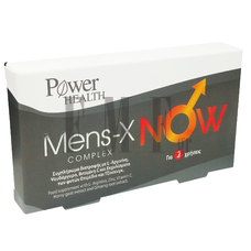 POWER HEALTH Mens-X Now - 4 Tabs.
