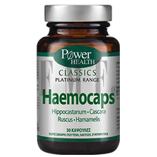 POWER HEALTH Platinum Range Haemocaps - 30 Caps.