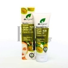 DR.ORGANIC Virgin Olive Oil Face Mask - 125 ml.