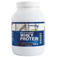 MY ELEMENTS High Performance Whey Protein Σοκολάτα - 900 gr.