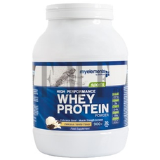 MY ELEMENTS High Performance Whey Protein Βανίλια - 900 gr.