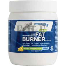 MY ELEMENTS High Performance Fat Burner Powder - 225 gr.