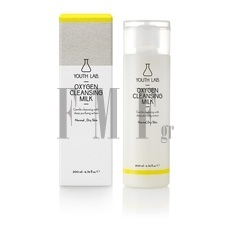 YOUTH LAB Oxygen Cleansing Milk - 200 ml.