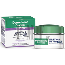 DERMATOLINE Lift Effect Anti-rides Nuit - 50 ml.