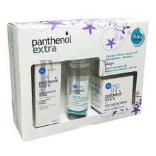 PANTHENOL EXTRA Face and Eye Serum - 30 ml & Face and Eye Cream - 50 ml. & Micellar True Cleanser 3 in 1 - 100 ml.