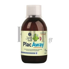 PLAC AWAY Junior Teeth - 250 ml.