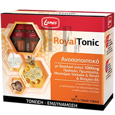LANES Royal Tonic - 10 X 10ml = 100ml