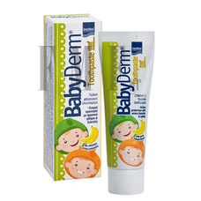 INTERMED BABYDERM Toothpaste Μπανάνα - 50ml.