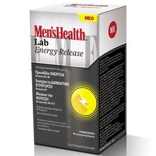 MEN'S HEALTH Lab Energy Release - 16 Τεμ.