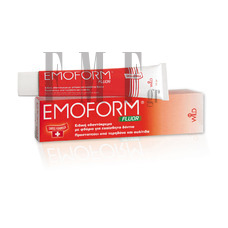EMOFORM Fluor - 50 ml.