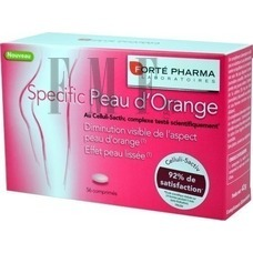 FORTE PHARMA Specific Peau d' Orange - 56 Caps.