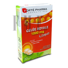 FORTE PHARMA Gelee Royale 1000 mg - 20 Τεμ.