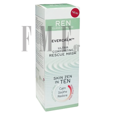REN Evercalm Ultra Comforting Rescue Mask - 50 ml.