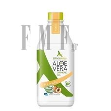 LITINAS Aloe Vera Drinking Gel Peach - Ροδάκινο - 500 ml.