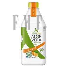 LITINAS Aloe Vera Drinking Gel Orange - Πορτοκάλι- 500 ml.