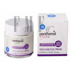PANTHENOL EXTRA Face & Eye Cream Limited Edition - 100 ml.