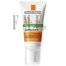 LRP Anthelios XL Tinted Dry Touch Gel Cream Anti-Shine SPF 50 - 50 ml.