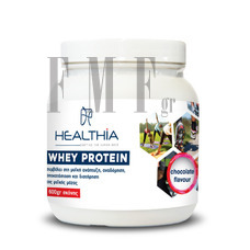 HEALTHIA Ultra Premium WHEY Chocolate - 600 gr.