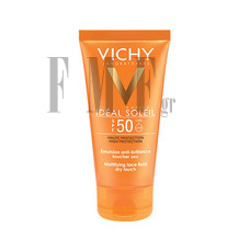 VICHY Ideal Soleil SPF50 Dry Touch - 50 ml.
