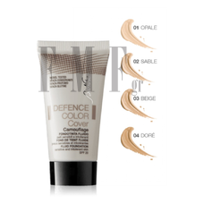 BIONIKE Defence Colour Cover Camouflage SPF 20 (01 Opale) - 30 ml.