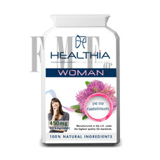 HEALTHIA Woman 450mg - 60 Caps.