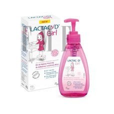 LACTACYD Girl - 200 ml.