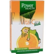 POWER HEALTH Vita C Kids 100mg - 30 Tabs.